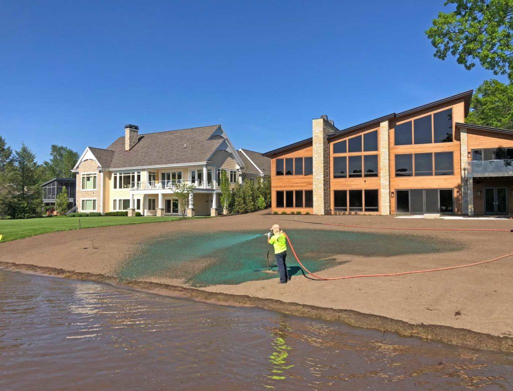 What Is Hydroseeding Hydroseeding 101 Superior Ground Cover