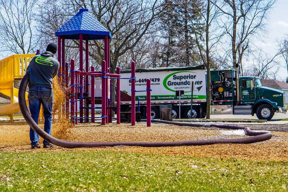 playground bark